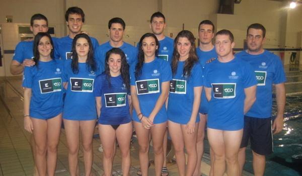 El equipo de la Universidad de Almería acude al Campeonato de Andalucía en Málaga