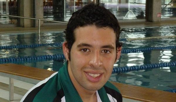 El nadador de Almería acudirá al Campeonato de España