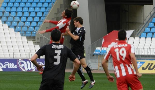El Almería B le ha ganado a un histórico como el equipo de Castilla La Mancha en Segunda B