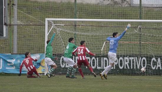 La UD Almería B empata en Cáceres tras dos derrotas seguidas en Segunda División B