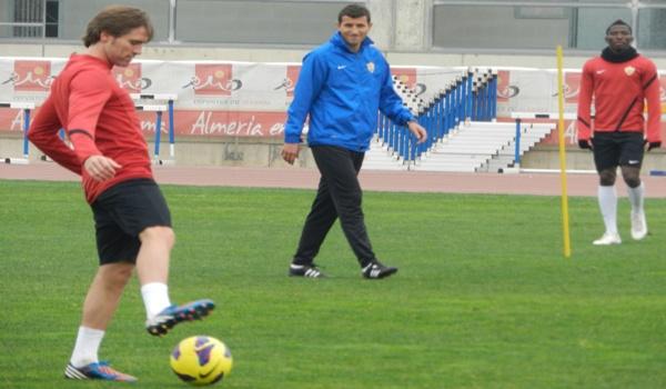 La UD Almería puede irse en ascenso directo desde la Liga Adelante a la Liga BBVA
