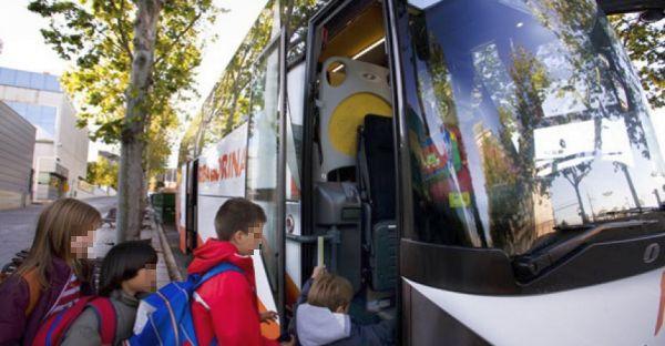 DGT transporte escolar