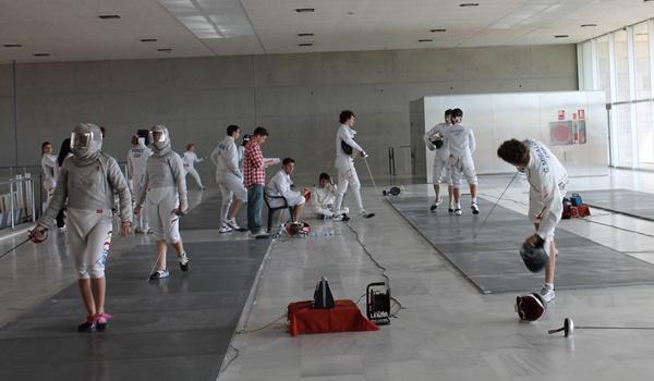 Los tiradores de Almería hacen su jornada de tecnificación y perfeccionamiento