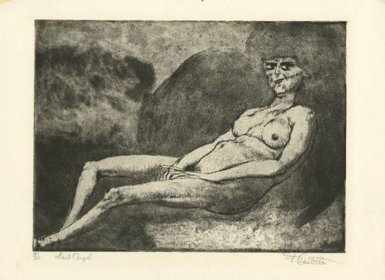 Federico Castellón. Dark Angel