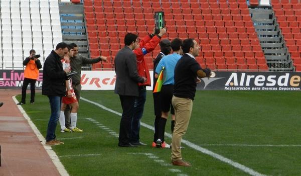 Los entrenadores de dos equipos punteros de la Segunda División B del fútbol español