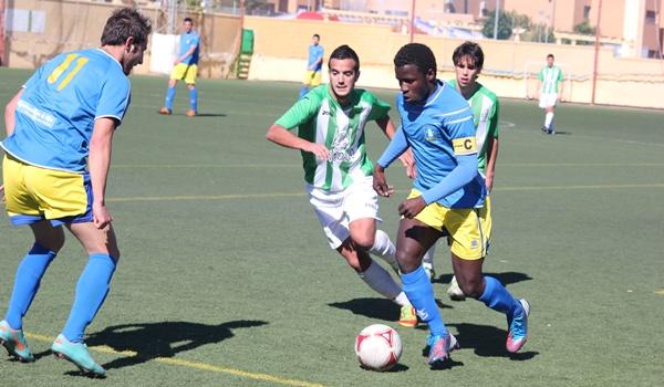 Los dos equipos de Almería del grupo noveno de Tercera División han luchado mucho entre si