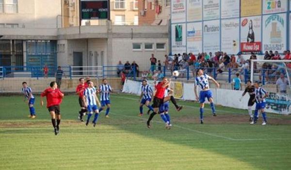 Tercera División Almería en los grupos IX y XIII