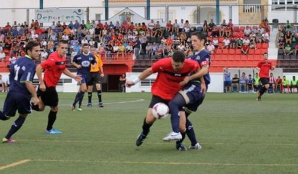 El equipo de Almería está en el grupo de la Región de Murcia de Tercera División