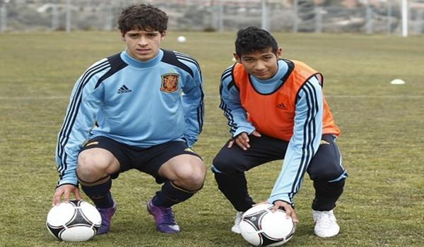 La Roja vuelve a convocar a dos juveniles de la UD Almería
