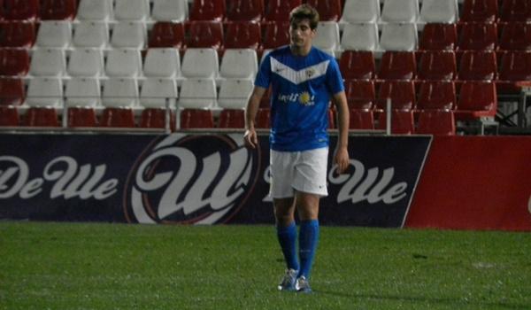 El juvenil del Almería es internacional con España Sub-17