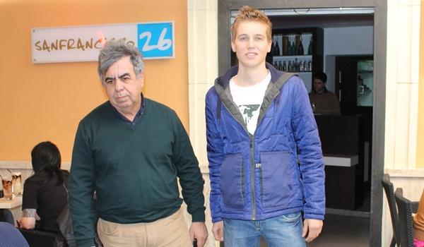 El equipo ciclista Cajamar-Cosentino de Almería ya tiene a todo su plantel