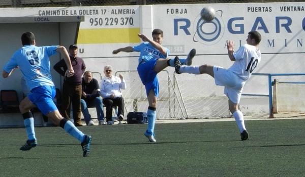 La Primera División Andaluza tiene como dominadores a dos equipos de Almería