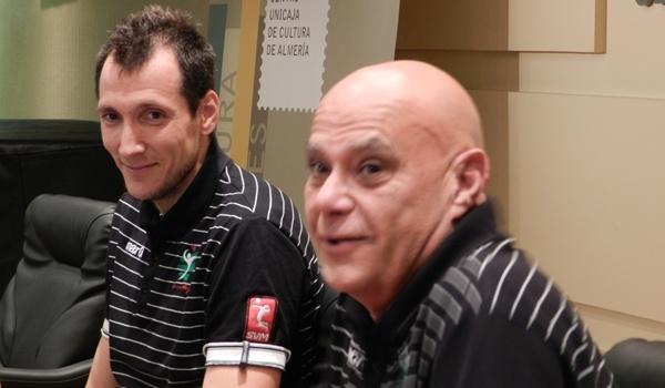 El Unicaja Almería y el CAI Teruel es el partido más importante del voleibol en España