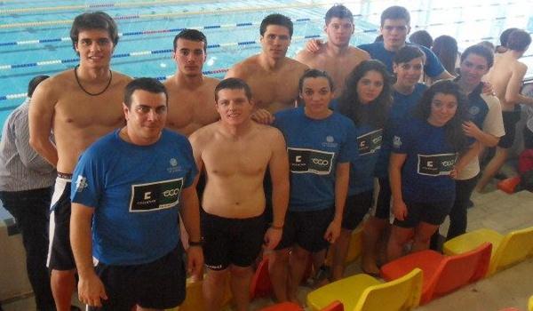 El equipo de Almería hizo un buen Campeonato de Andalucía Absoluto
