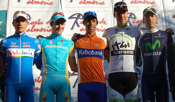 La prueba de ciclismo de Almería está muy bien situada y valorada en el calendario UCI