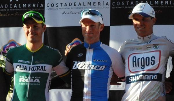 El ciclismo de gran nivel con llegada en Roquetas