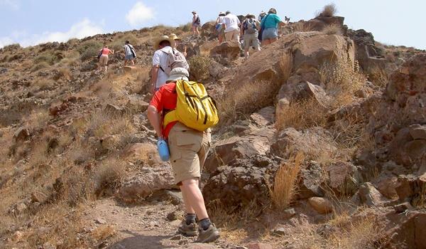 El Programa de actividades en la Naturaleza del Patronato de Deportes de Almería