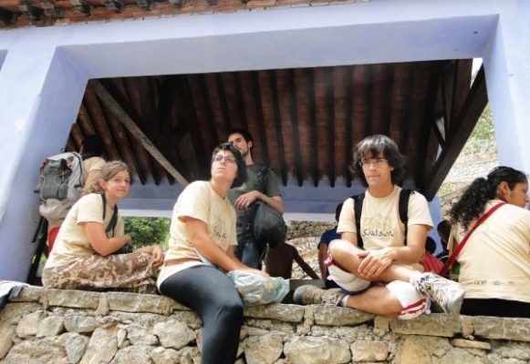 Travesía Andalusí 2012 / Foto: Subiendo al Sur