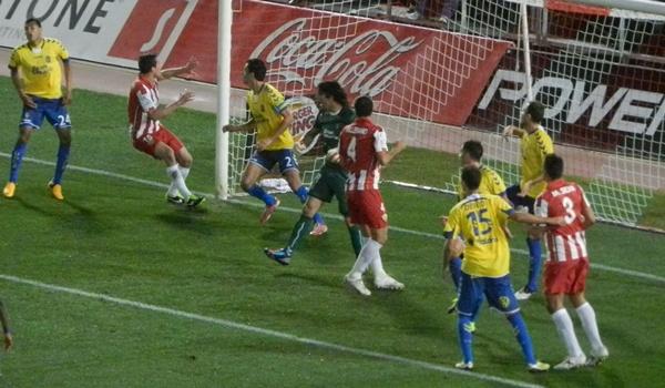 Partido de la Liga Adelante por la promoción y el ascenso a Primera División
