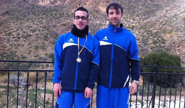 Campeonato de España Campo a través disputado en Macael