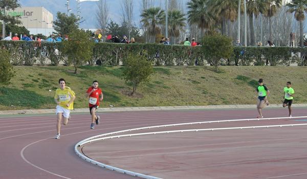 Competición en Almería del Patronato Municipal de Deportes