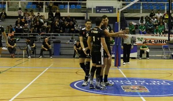 Unicaja Almería de Voleibol jugará en Soria para acceder a la final