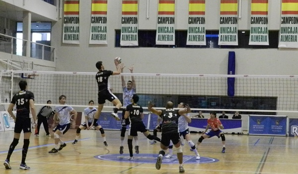 Unicaja Almería ante los numantinos es el gran clásico del voleibol en España