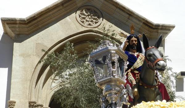 Semana Santa en Domingo de Ramos