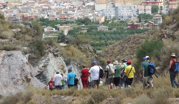 Senderismo por las sierras de Almería