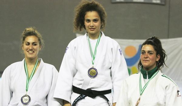 Judoka de Berja va a Cáceres al Campeonato de España