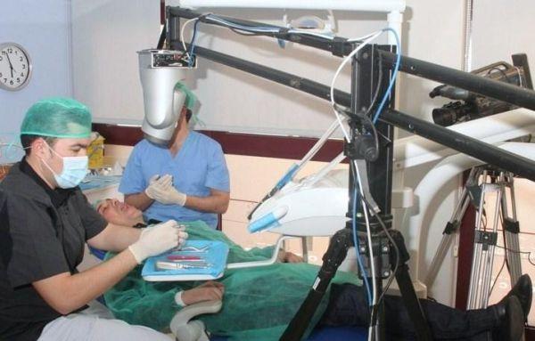 Cirugía en directo