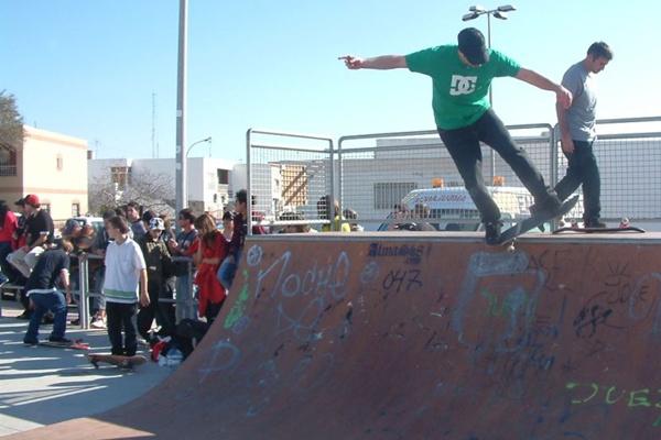 Freestyle, Gimnasia Rítmica y olimpiada para mayores en esta localidad de Almería