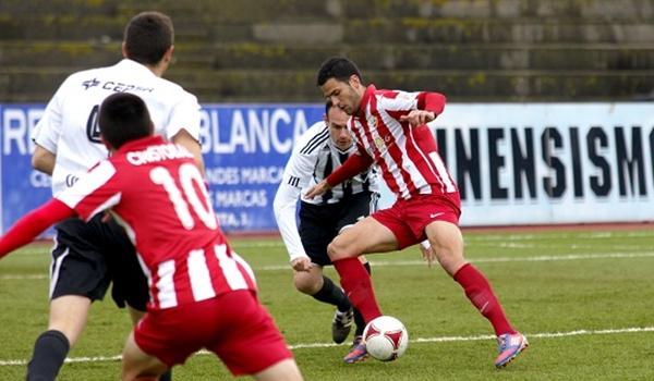 El Almería B gana en la Línea de la Concepción Segunda División B