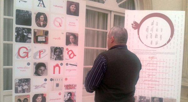 Exposición Mujeres Inmigrantes en Diputación
