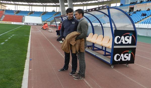 UD Almería B y Loja en Segunda División B Grupo IV