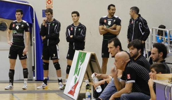 El equipo de Almería se juega la Superliga de voleibol ante Teruel