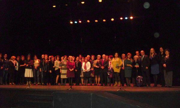 Gala de la Mujer en Adra