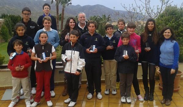 Circuito de Andalucía Juvenil y Boy, Girl
