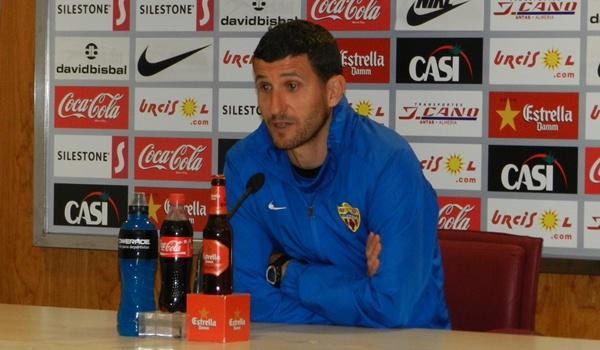 El Almería buscará en Alicante ampliar ventaja con respecto al ascenso a Primera División