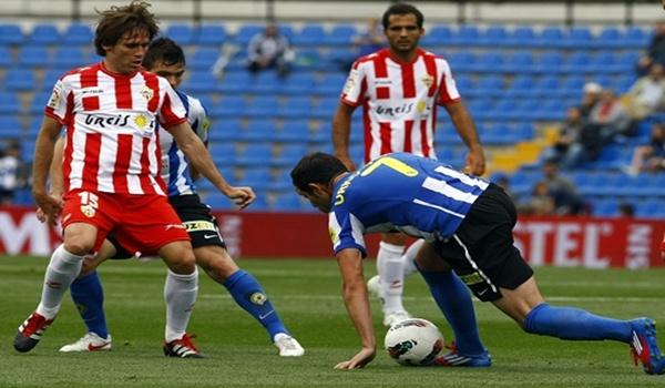 Liga Adelante camino del ascenso a la máxima categoría del fútbol de España