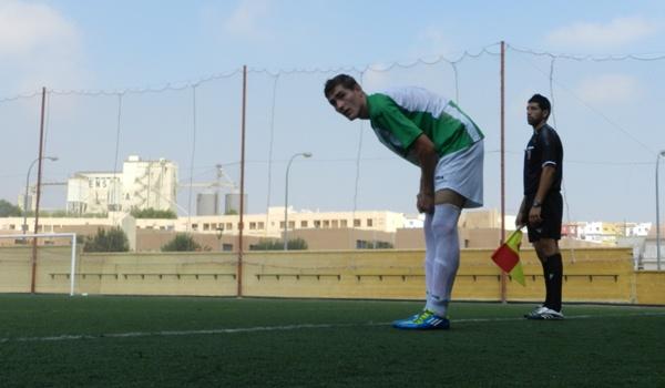 El equipo de Almería marcha mal en Tercera División del fútbol español como también el Comarca de Níjar