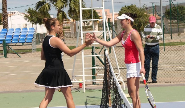 Segundo mejor torneo de tenis femenino de España en Almería
