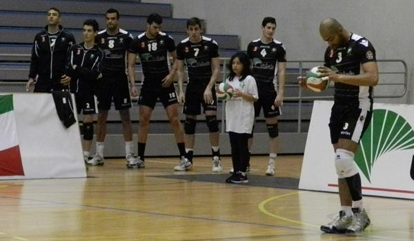 Unicaja Almería espera ya a medirse con Teruel en la final de la Superliga de Voleibol