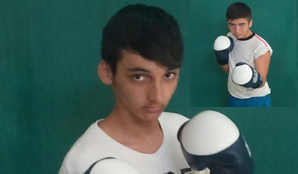 Cadetes de Boxeo del Club Almería Boxing al campeonato de Andalucía