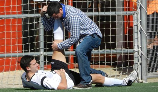Regional Preferente es fútbol humilde en Almería