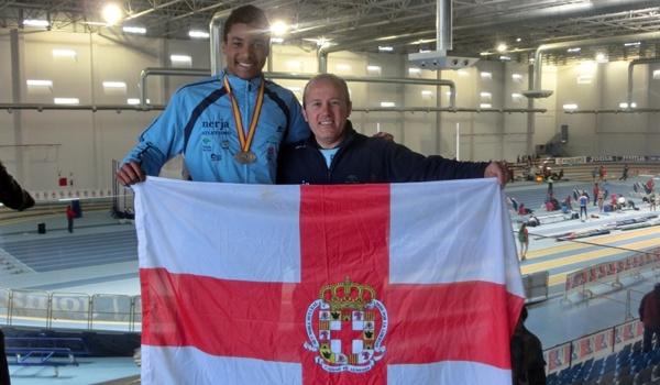 El atletismo de Almería brilla sobre todo con el triple salto en Andalucía y España
