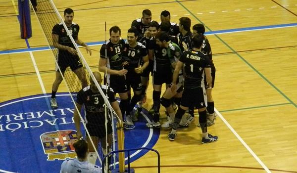 El gran rival del CV Almería es en los últimos años Teruel