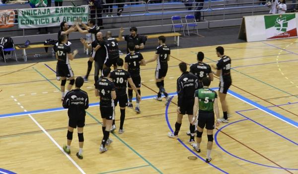 El técnico de Italia milita en Unicaja y juega las semifinales de la Superliga de voleibol ante Soria