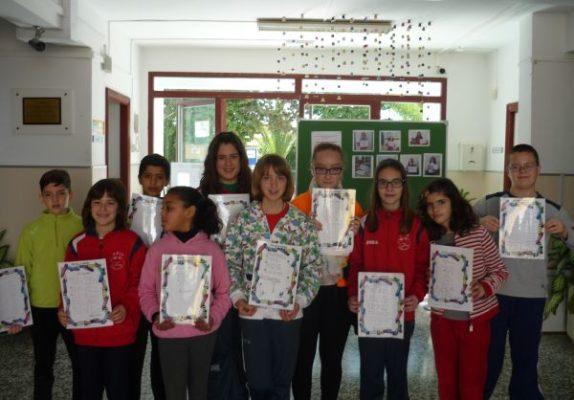 Poesia colegios El Ejido