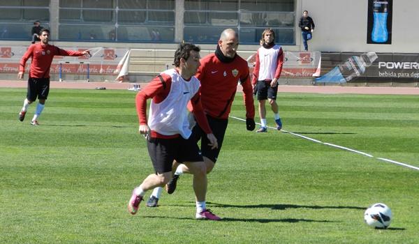 El Almería tendrá cambio obligado ante el Sporting de Gijón